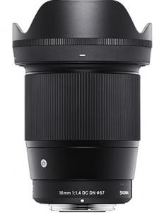 Sigma 16mm f1.4 DC DN MFT Obiectiv Foto Mirrorless4
