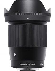 Sigma 16mm F1.4 DC DN MFT Contemporary3
