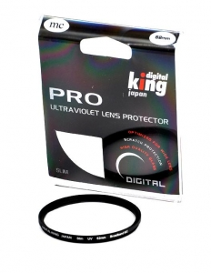 Digital King filtru UV multicoated slim 52mm