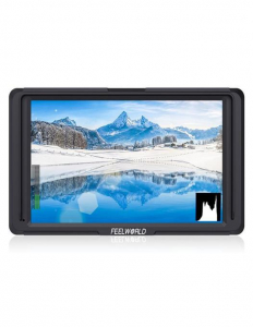 "FeelWorld F5 Monitor video 5"" Full HD 1920x1080 4K HDMI1"