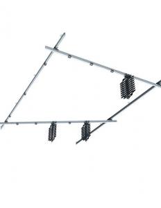 Hensel Kit sine suspendate cu 3 pantografe0