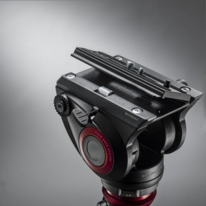 Manfrotto MVH500AH cap trepied video4