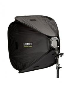 Lastolite Softbox Ezybox cu adaptor pentru blit 46x 46cm [0]