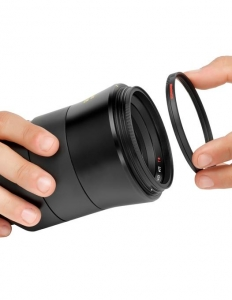 Manfrotto Xume adaptor magnetic obiectiv 77mm [3]