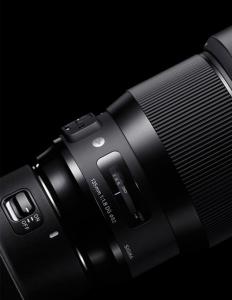 Sigma 135mm Obiectiv Foto DSLR f1.8 DG HSM ART Canon produs expus [4]