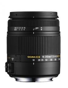 Sigma 18-250mm F3.5-6.3 DC MACRO OS HSM Canon0