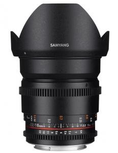 Samyang 16mm T2.2 Nikon VDSLR0