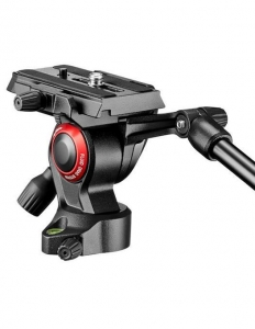 Manfrotto Befree Live Kit Trepied Video Lever1