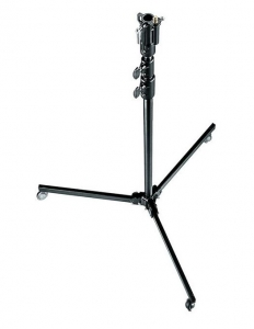 Manfrotto Black Alu Studio Stand 298B