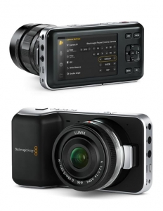 Blackmagic Pocket Cinema Camera Open box1
