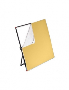 Photoflex LP-3972WG panza gold/white