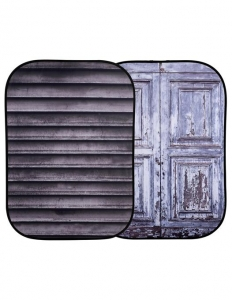 Lastolite Fundal pliabil Shutter/Distressed Door 1.5x2.1m