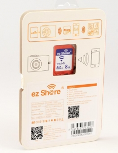 EzShare Card Wi-Fi 8Gb1