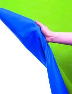 Lastolite fundal Chroma Key verde/albastru 3x7m0
