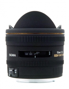 Sigma 10mm f/2.8 EX DC Fisheye-Canon [0]