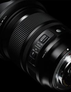 Sigma 24-105mm Obiectiv Foto DSLR f4 DG OS HSM ART CANON3