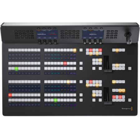 Blackmagic Design Atem 4 M/E Advanced Panel1