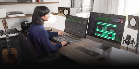 Blackmagic Design Fairlight Desktop Console [2]