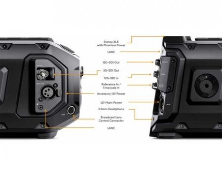 Blackmagic Design URSA Mini Pro 4.6K G2 [1]