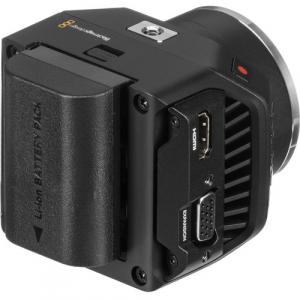 Blackmagic Micro Camera Cinema4
