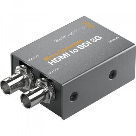 Blackmagic Micro Convertor HDMI la SDI 3G fara sursa [1]