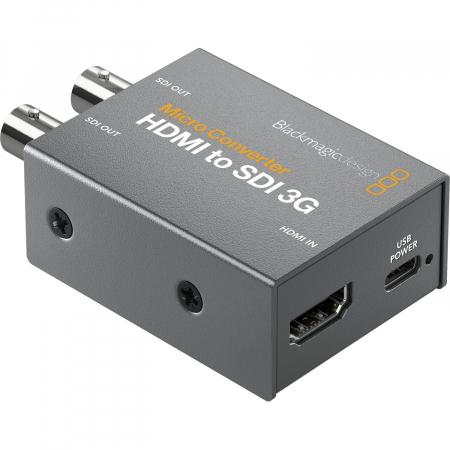 Blackmagic Micro Convertor HDMI la SDI 3G fara sursa [2]