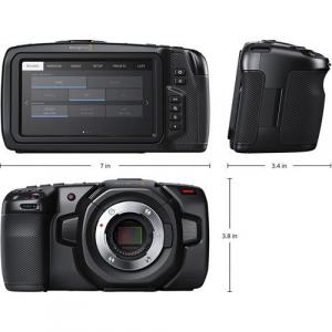 Blackmagic Design Pocket Cinema Camera 4K3