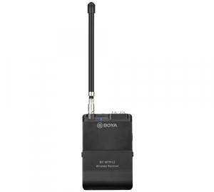 Boya BY-WFM12 VHF lavaliera wireless2