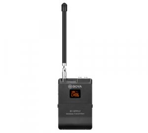 Boya BY-WFM12 VHF lavaliera wireless1