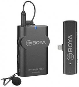 Boya BY-WM4 PRO K3 Lavaliera wireless pentru IOS [0]