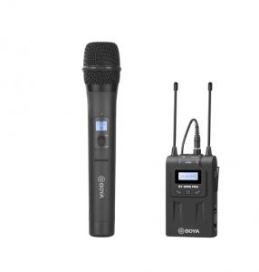 Boya WM8 PRO-K3 microfon wireless cu receiver0