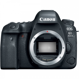 Canon EOS 6D Mark II Aparat Foto DSLR 26.2MP CMOS Body0