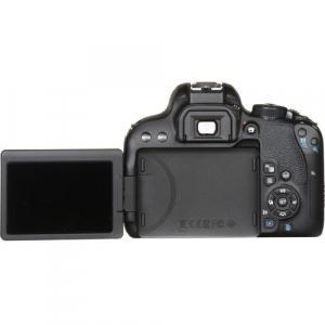 Canon EOS 800D Kit Aparat Foto DSLR 24.2MP cu Obiectiv EF-S 18-55mm f/4-5.6 IS STM4
