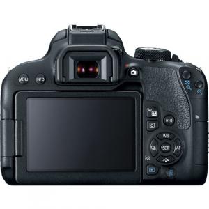 Canon EOS 800D Kit Aparat Foto DSLR 24.2MP cu Obiectiv EF-S 18-55mm f/4-5.6 IS STM2