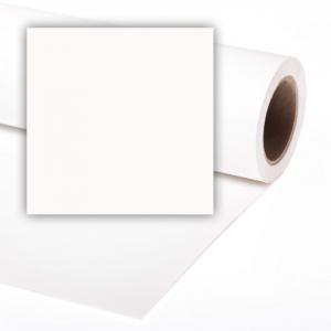 Colorama fundal foto alb White 2.72 x 11m