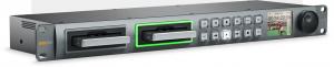 Blackmagic Design HyperDeck Studio 12G recorder redare video ssd broadcast profestional ProRes DNxHD productie HYPERD/ST/12G [0]