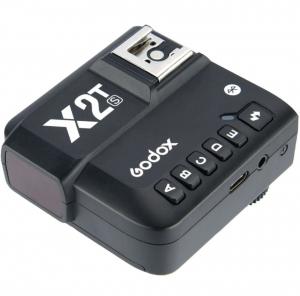 Godox X2T-S TTL Transmitator Wireless dedicat Sony0
