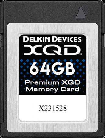 Delkin XQD 2933X R440/W400 64GB [0]
