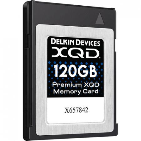 Delkin XQD 2933X R440/W400 120GB [1]