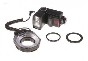 Delta Kit Blitz + circular dedicat macro pentru Nikon [1]