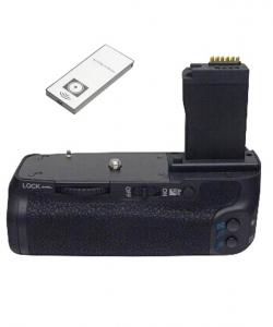 Digital Power Grip cu telecomanda compatibil Canon 750D / 760D0