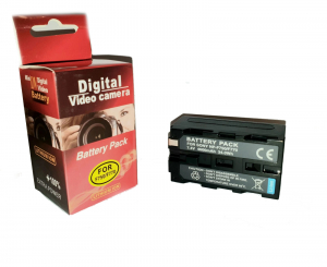 Digital Power NP-F750 / F770 4600 mAh Acumulator compatibil Sony