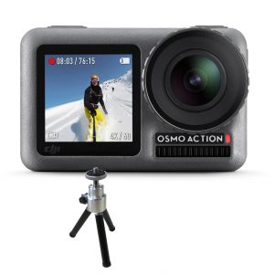DJI Osmo Camera de Actiune 4k+Minitrepied0
