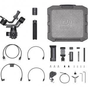 DJI Ronin SC Stabilizator Gimbal pe 3 Axe Pro Combo0