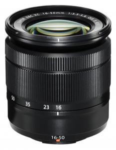 Fujifilm 16-50mm F3.5-5.6 OIS II XC obiectiv foto cu stabilizare0