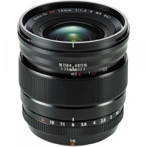 Fujifilm XF 16mm Obiectiv Foto Mirrorless f1.4 R WR0