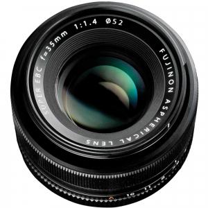 Fujifilm XF Obiectiv Foto Mirrorless 35mm f1.4 R1