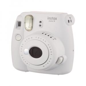 Fujifilm Aparat foto instant INSTAX Mini 9 Smokey White1