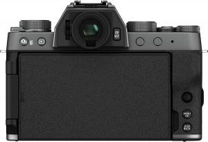 Fujifilm X-T200 Dark Silver Aparat Foto Mirrorless Kit cu obiectiv 15-45mm5