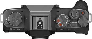 Fujifilm X-T200 Dark Silver Aparat Foto Mirrorless Kit cu obiectiv 15-45mm4